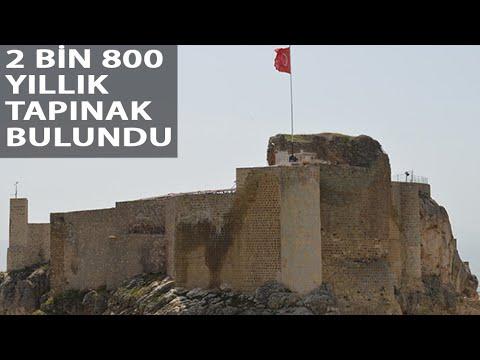 2800 Yıllık Tapınakla, Harput'un UNESCO Asıl Listesine Girmesi Hedefleniyor