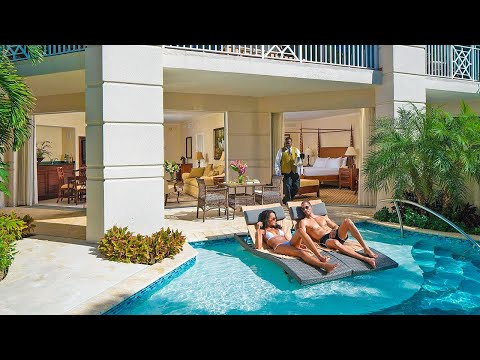 Sandals Resorts - The Luxury Included Love Nest Suites