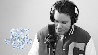 CAN'T SMILE WITHOUT YOU - Barry Manilow / Carpenters cover (Chris Commisso)