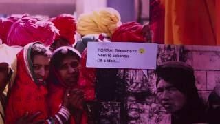 Convite Corrupio na Tropos Co. _ Caminhos da Índia