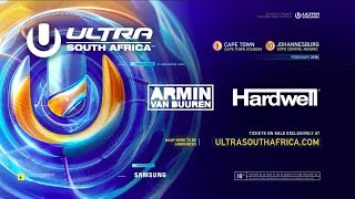 Ultra South Africa 2018 - Phase 1 Announcement
