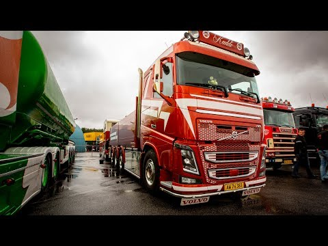 Volvo Trucks - A fiery beauty to tame the toughest heart - ?Welcome to my cab - light""