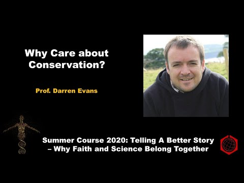Why Care About Conservation? (Part 2)