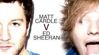 Matt Cardle VS Ed Sheeran (Stolen?)