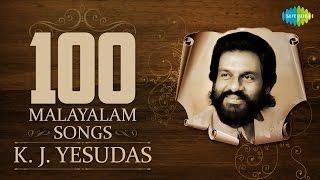 KJ Yesudas - Top 100 Malayalam Songs | One Stop Jukebox | HD Songs width=