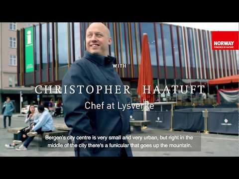 Unique culinary experiences in Bergen with Lysverket chef Christopher Haatuft