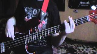 AC/DC - T.N.T (Bass Cover)