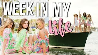WEEK IN MY LIFE: Palm Beach w/ Lilly Pulitzer