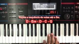 Vídeo Aula - Minha Benção - Som e Louvor.wmv