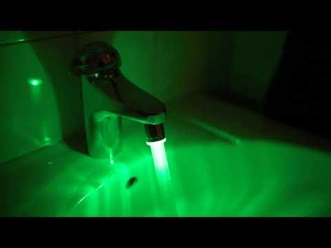 LED-belysning till kranen - SmartaSaker.se