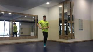 Lost on you - Cubaneros - Choreo by Paul Chi