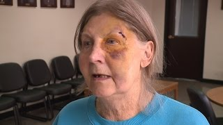 Grandson Of Elderly Woman Attacked On Bus Says She'll Ride It Again