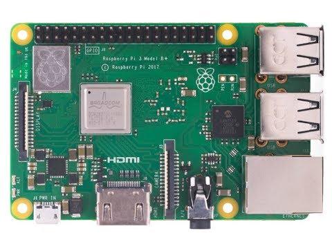 NEW! Raspberry Pi 3 Model B+ @adafruit @Raspberry_Pi #Pi3B+