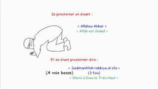 Apprendre La Prière Salat El Asr 3ème Prière De La Journée Youtube