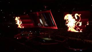 Game of Thrones Live Concert, The Rains of Castamere, United Center, Chicago