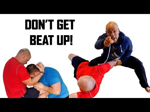 Don't get beat up over Christmas | Wing Chun Master Wong