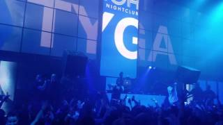 TYGA - Rack City Bitch Live @ Light - Las Vegas (Explicit)