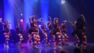 HRHS FAF Dance Show 21 Gangsta Dollz
