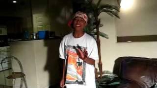 Khalil singing at 13 years old