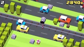 Crossy Road: Secret Character