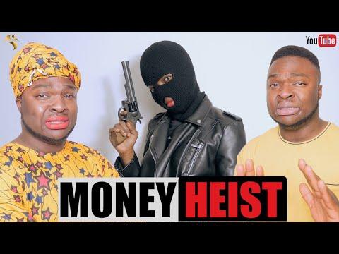 AFRICAN HOME: MONEY HEIST