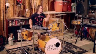 """7 Minutes in Heaven (Atavan Halen)"" Drum Cover - Fall Out Boy"