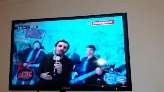 LA REPA EN CRONICA TV (DIME)