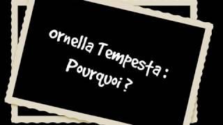 Ornella Tempesta : Pourquoi Parole