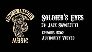Soldier's Eyes - Jack Savoretti | Sons of Anarchy | Season 5