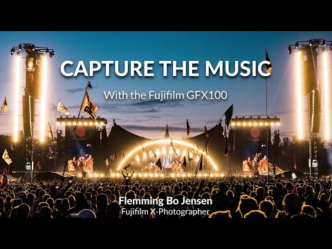 Capturing music with the Fujifilm GFX100 - Flemming Bo Jensen