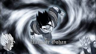 DBZ-Gohan Powers Up Theme HD