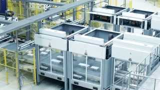 Krones Packaging and Palletising Technology