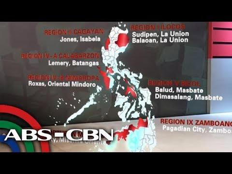 TV Patrol: Mga 'hot spots' sa 2019 midterm polls