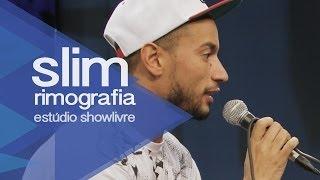 """""""1970"""" - Slim Rimografia e Thiago Beats no Estúdio Showlivre 2013"""
