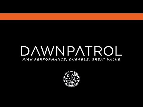Dawn Patrol Back Zip | Wetsuit Review by Rip Curl