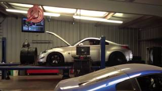 2008 Nissan 350z - 303whp & 272 ft-lbs N/A