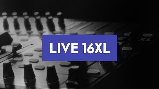 LIVE 16XL - FEATURES