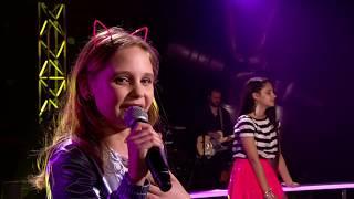 Katarina, Lotte & Julliette - 'Rockabye' | Battles | The Voice Kids | VTM