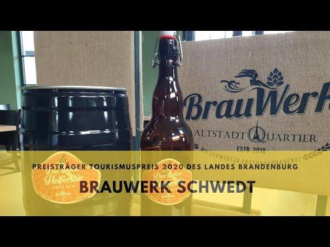 Tourismuspreis 2020 des Landes Brandenburg: das BrauWerk Schwedt