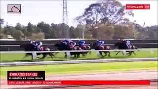 2017 - Emirates Stakes - Tosen Stardom