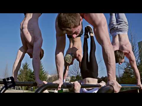 RVL13: Street workout connection EP1 - Barstyle Brno