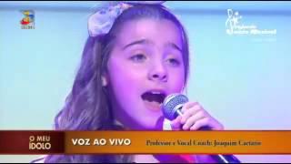 "Sara Monteiro ""A Máquina"" - Amor Electro  TVI 07-05-2016"