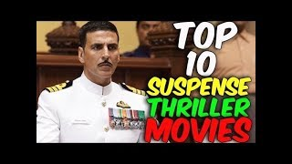 Top 10 Best Bollywood Suspense Thriller Movies | Hindi horror movies list 2016 | media hits width=