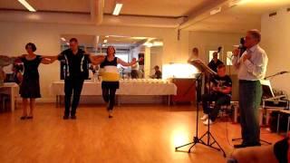Kreikkalaista musiikkia & tanssia 2011