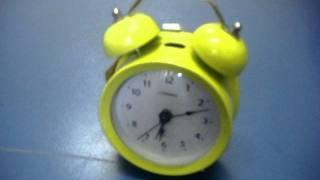 Relógio Herweg despertador - Loja Squadra