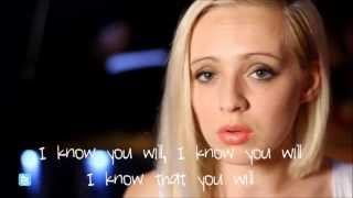 Lana Del Rey - Young and Beautiful - cover by Madilyn Bailey (lyrics on screen)