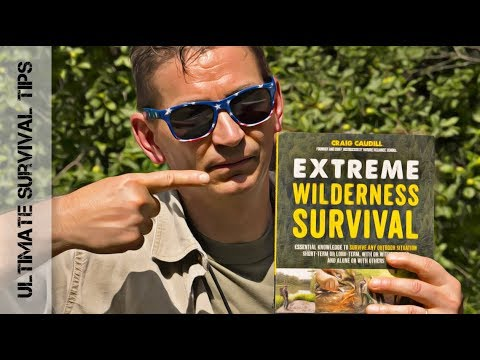 EXTREME WILDERNESS SURVIVAL - Do You Need It? - GREAT GIFT Idea?