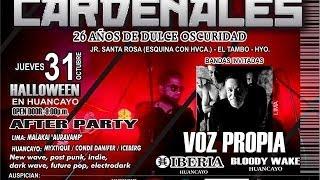 CARDENALES Y VOZ PROPIA - 31 de Oct 2013 - Huancayo