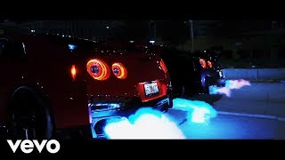 Night Lovell - Your Luv / GTR Flames Showtime 🔥🔥🔥