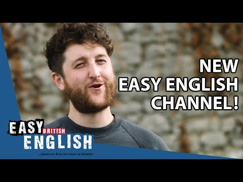 Learn English with Easy English: new channel and membership opportunities! photo